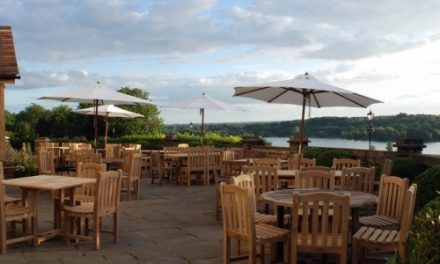 REVIEW: THE OLD ORCHARD , HAREFIELD