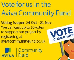 Chalfont St Peter Infant School Aviva fund Dining hall bid – Voting open!