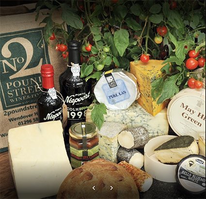 Help the Chilterns plus chance to win £50 of local produce