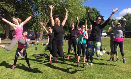 BOOTCAMP SOS FUNDRAISER FOR AYLESBURY YOUTH ACTION