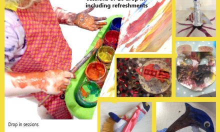 Art and Craft Sessions