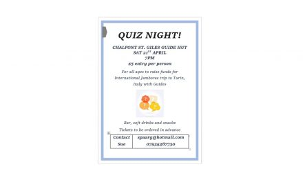 Italy Quiz Night Fundraiser