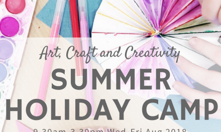 Craft & Creativity Summer Camp