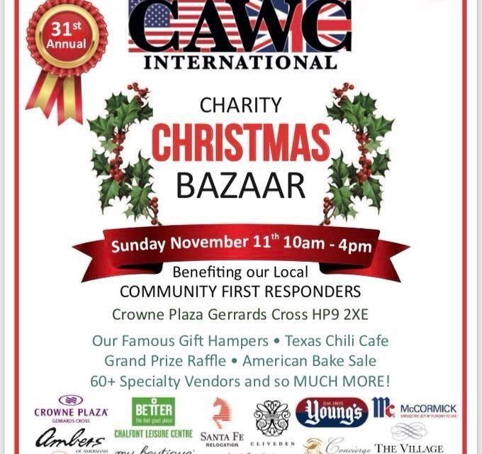 CAWC Charity Bazaar