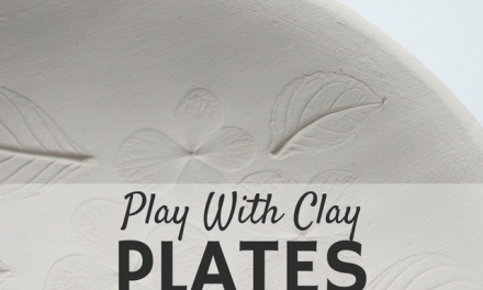 Play With Clay – Plates