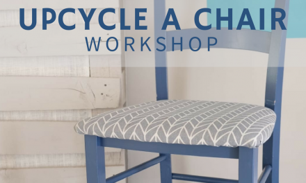 Upcycle a Chair Workshop