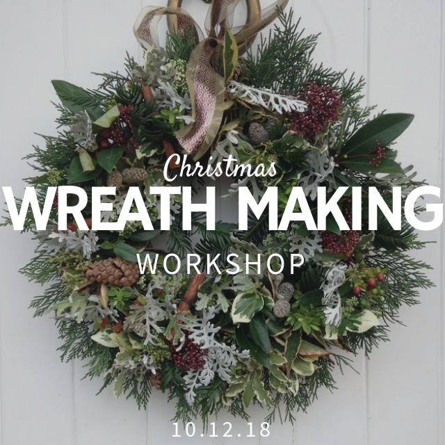 Christmas Wreath Making Workshop Chilternchatter Com