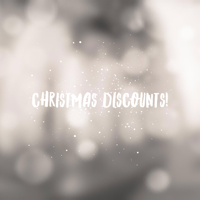 Christmas discounts at Full Spectrum Hair Design, CSP