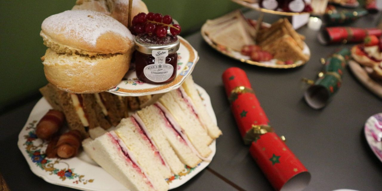 Festive Afternoon Teas at the Roald Dahl Museum & Story Centre