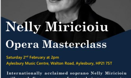Aylesbury Opera Masterclass