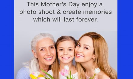 Mothers Day Gift – photoshoot for £99