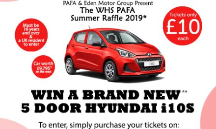 Wwcombe High School needs your help – and you could also WIN A BRAND NEW CAR!