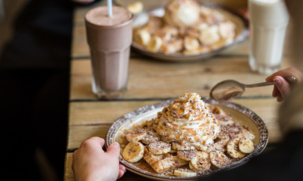 EXPLORE: THE WAFFLE HOUSE, ST ALBANS