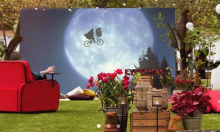Everyman presents… Secret Garden at The Grove