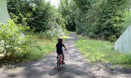 CYCLING: THE NICKEY LINE