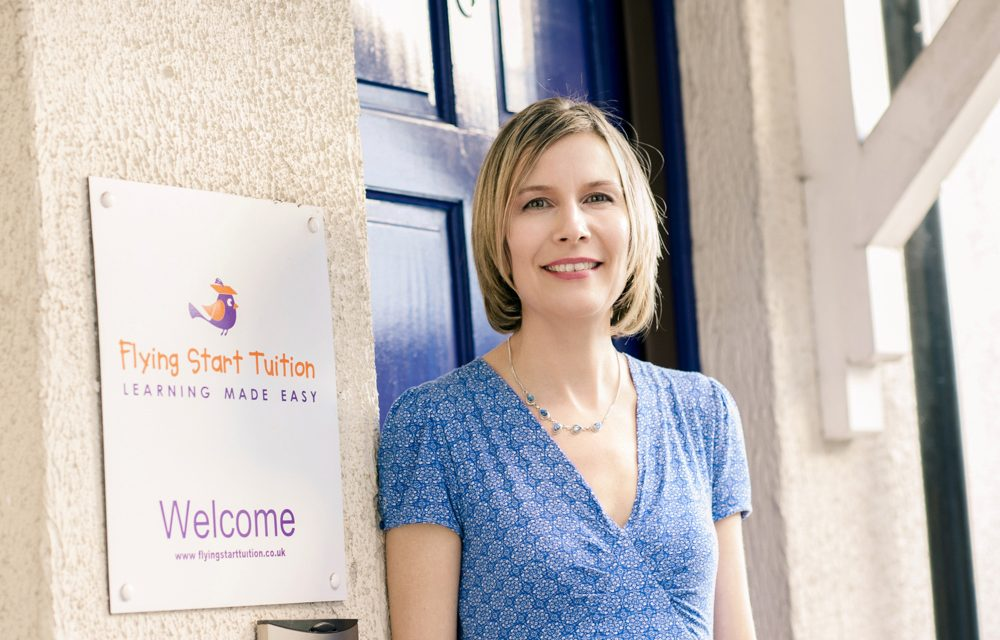How she does it: Sian Goodspeed, Flying Start Tuition