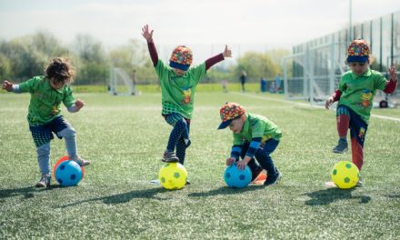 The Importance of Teaching Sport to Young Children