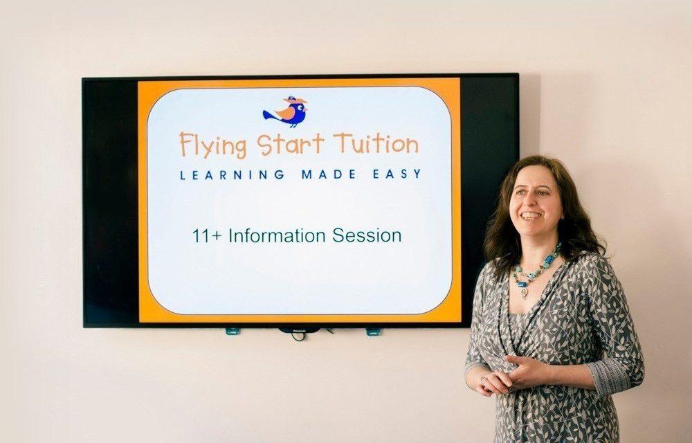 Parents' 11+ Information Session