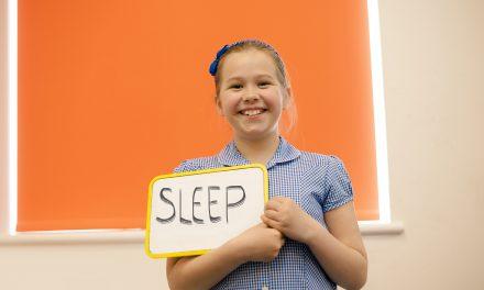 Stay cool with a good night's sleep