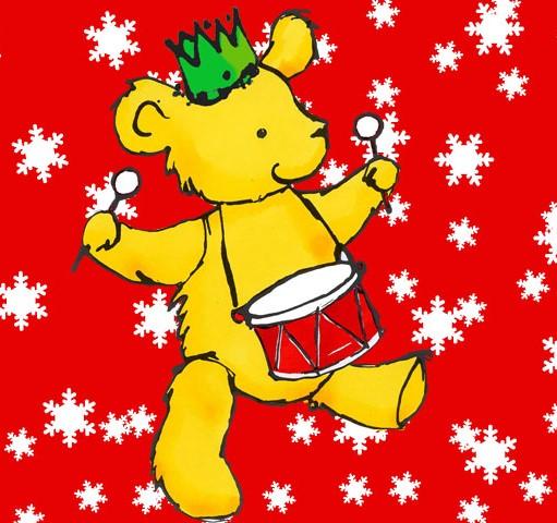 Christmas songs with Teddies Music Club
