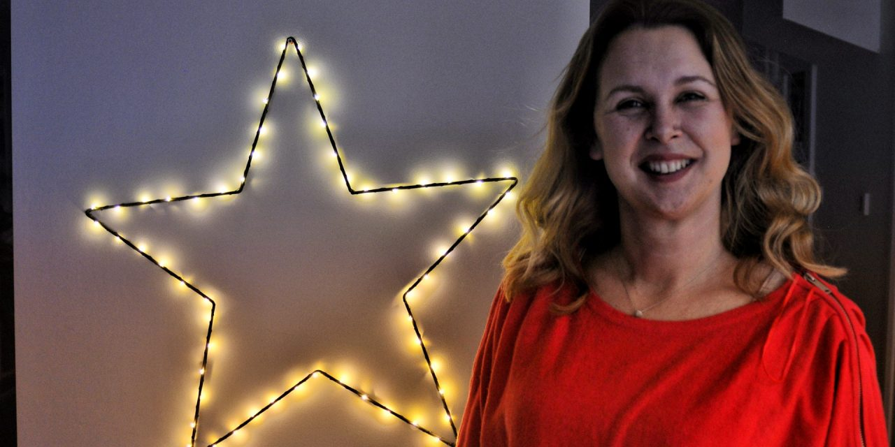FIVE MINUTES WITH THALIA FROM SPARKLE LIGHTING