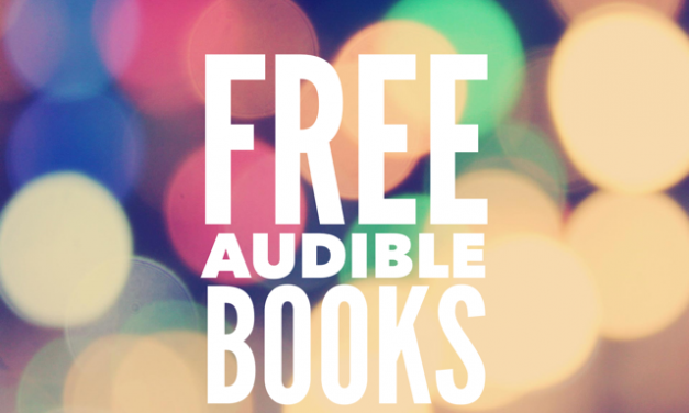 FREE AUDIBLE BOOKS WHILST SCHOOLS ARE CLOSED