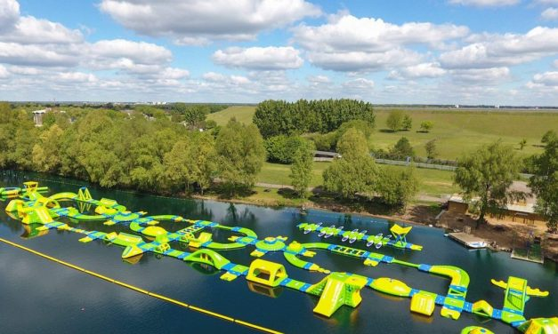LIQUID LEISURE REOPENS FOR SUMMERTIME FUN!