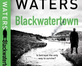 Local author's new crime thriller