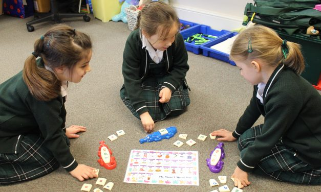 PHONICS ADVICE FOR EARLY YEARS FOUNDATION STAGE