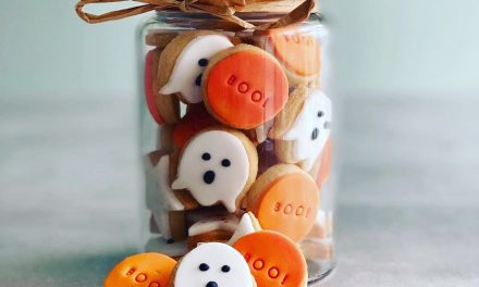 Fa-Boo-Lous Halloween Treats