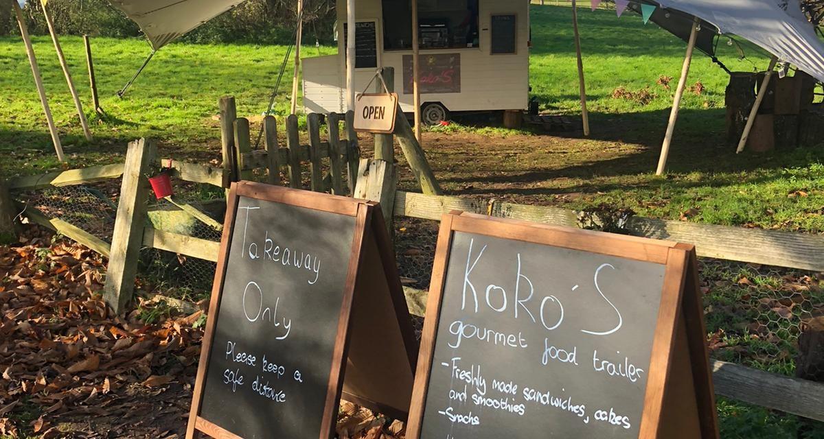 FAB FIND: Koko's Food Trailer & a walk