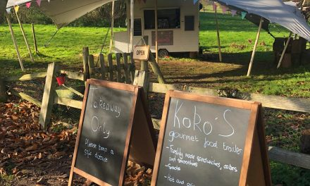 FAB FIND: Koko's Food Trailer & a walk