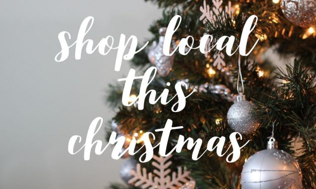 SHOPPING LOCAL THIS CHRISTMAS