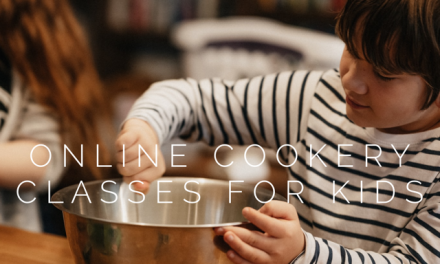 ONLINE COOKERY CLASSES FOR CHILDREN