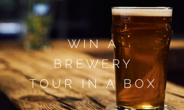 Win a 'Brewery Tour in a Box'
