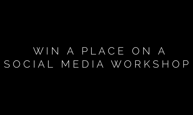 WIN A PLACE ON A SOCIAL MEDIA WORKSHOP