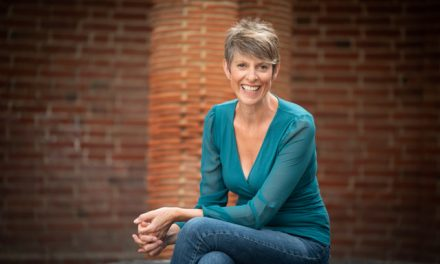 FIVE MINUTES WITH HELEN RAYNER