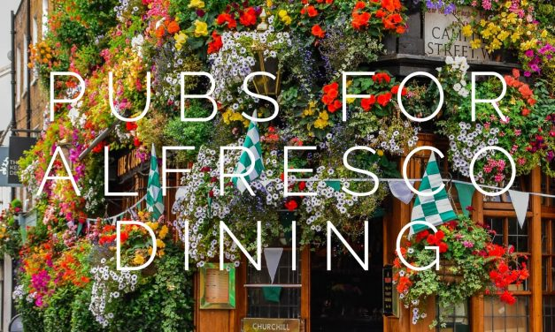 Pubs for al fresco dining & drinking