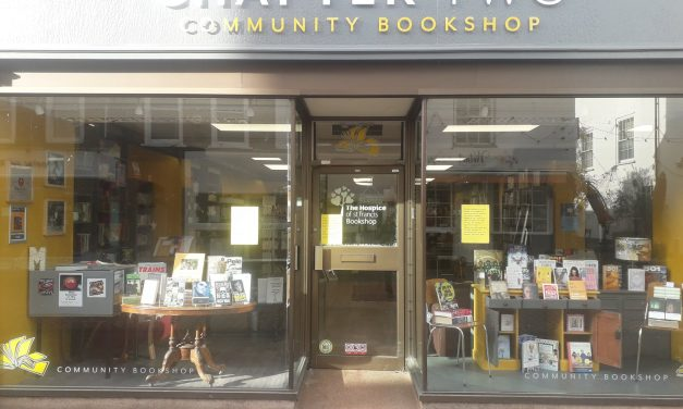 FAB FIND: CHAPTER TWO BOOKSHOP