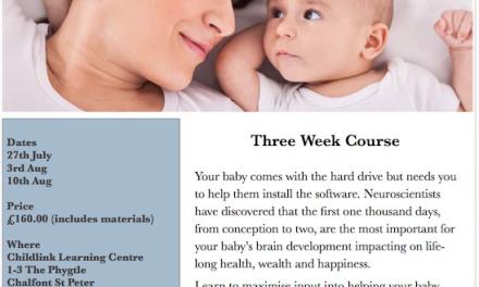 21st Century Childhood Parent Course