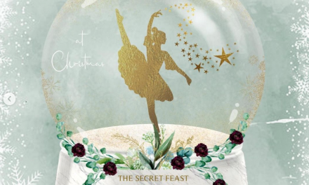 THE SECRET FEAST: '12 Days of Christmas' dining experience